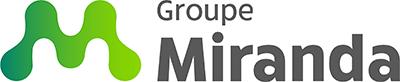 Logo Groupe Miranda (anc. Alcelec)