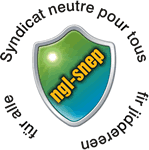 Logo NGL - SNEP - Syndicat Neutre