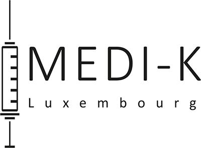 Logo medi-K Sàrl