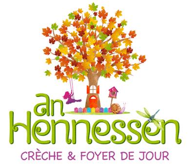 Logo An Hennessen - Crèche & Foyer de Jour