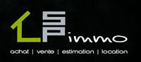 Logo Agence Immobilière Immo SP