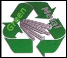 Logo Green Métal