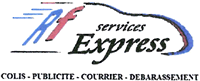 Logo RF Services Express Distribution