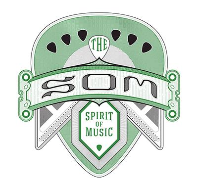 Logo The Spirit of Music Sàrl