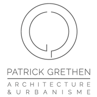 Logo Grethen Patrick - Architecture et Urbanisme