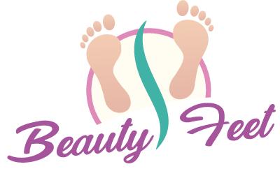 Logo Beauty Feet Senc