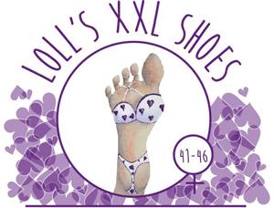 Logo Loll's XXL Shoes