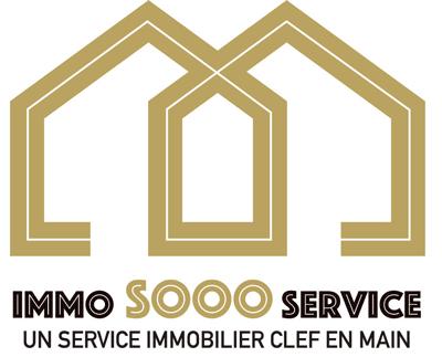 Logo Immo Sooo Service