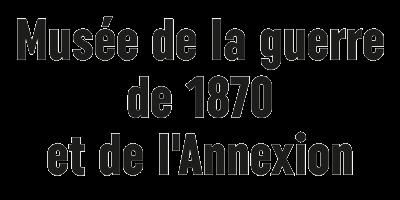 Logo Musée de la guerre de 1870 et de l'Annexion