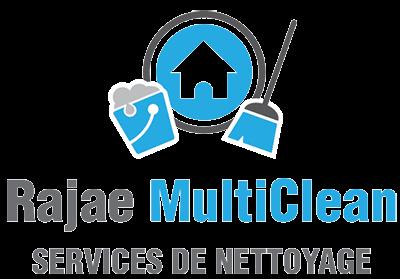 Logo Rajae MultiClean
