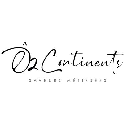 Logo Ô2Continents