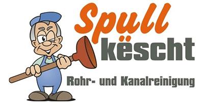 Logo Spullkëscht Rohr- und Kanalreinigung