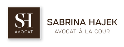 Logo Sabrina Hajek - Avocat à la Cour