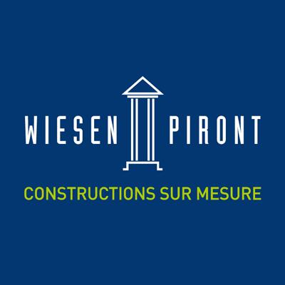 Logo Wiesen-Piront Construction SA