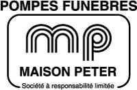 Logo Pompes Funèbres Maison Peter Arnold