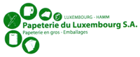 Logo Papeterie du Luxembourg SA