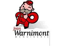 Logo Menuiserie Warnimont Jean