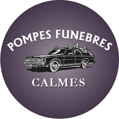Logo Pompes Funèbres Calmes
