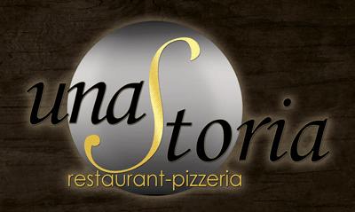 Logo Restaurant-Pizzeria Una Storia