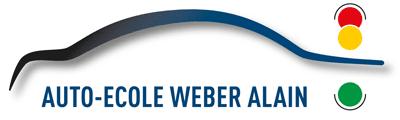 Logo Auto-Ecole Weber Alain