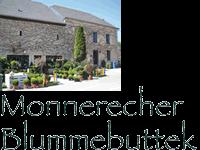 Logo Fleurs Monnerecher Blummebuttek