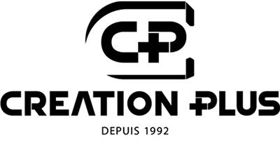 Logo Création Plus art et encadrement