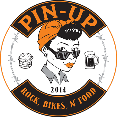 Pin Up - Rock, Bikes N'Food