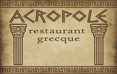 Restaurant Acropole