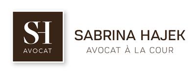 Sabrina Hajek - Avocat à la Cour