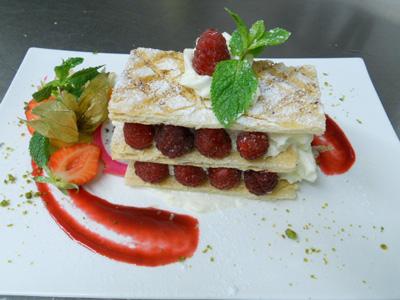 Restaurant et brasserie grimougi brasserie restaurant - Chef de cuisine luxembourg ...
