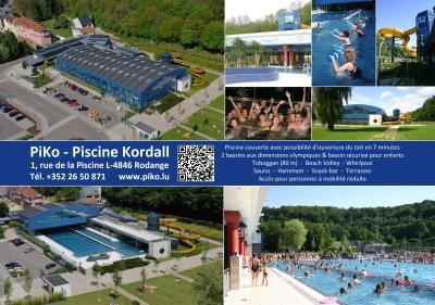 PIKO (Piscine Kordall Rodange) - Aqua gym, Aquagym : Editus