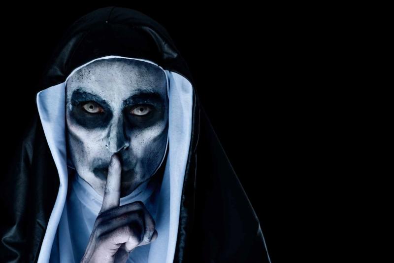 Halloween Maquillage effrayant
