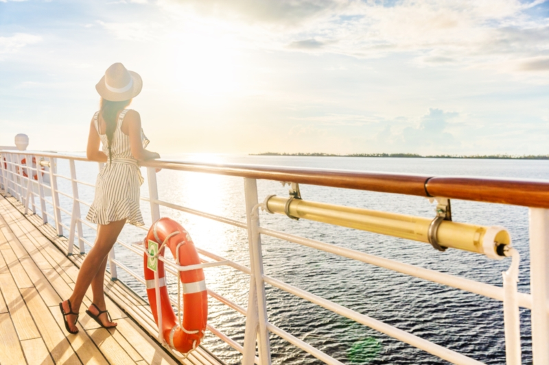 Why choose a cruise?