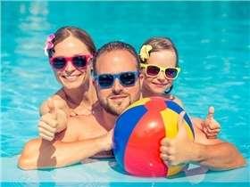 Profitez des piscines pour vous rafraîchir au Luxembourg !