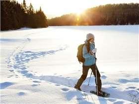 Sports d'hiver : 6 alternatives au ski