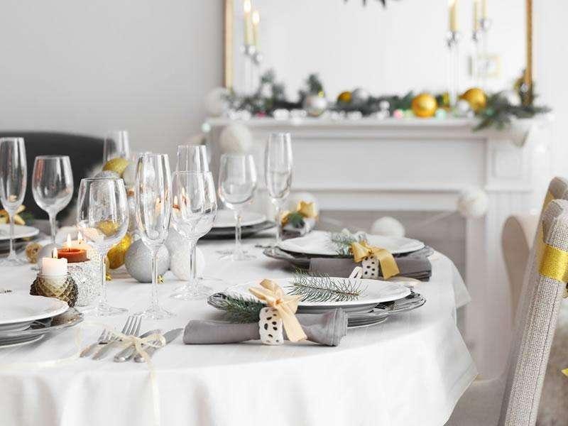 Nos idées déco pour votre table de Noël : Editus