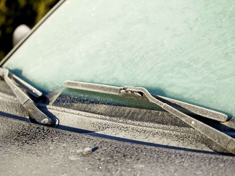 protect your car from the cold