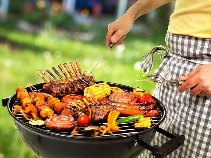 faire un barbecue