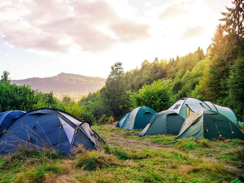 Camping: the checklist of 6 things to plan