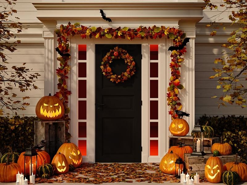 Halloween : des idées pour décorer votre maison !  Editus
