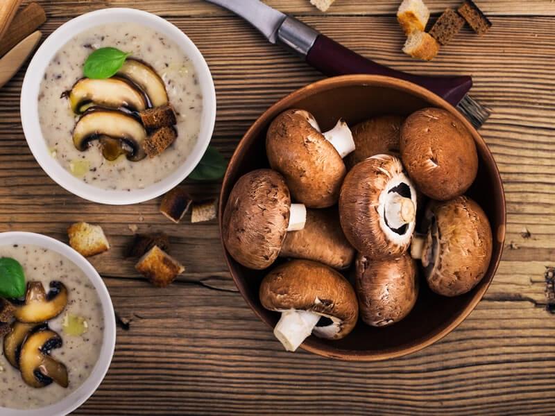 7 bonnes raisons de manger des champignons