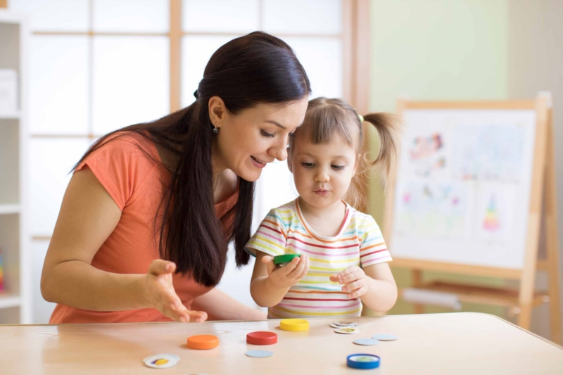 Childcare: all about the mini-nursery