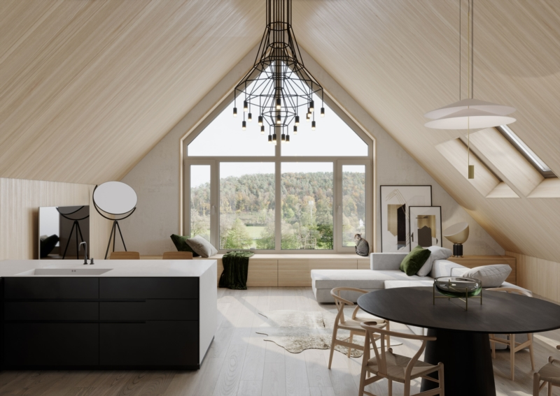 SAHARCHITECTS:  Experience and pursuit of excellence in residential design