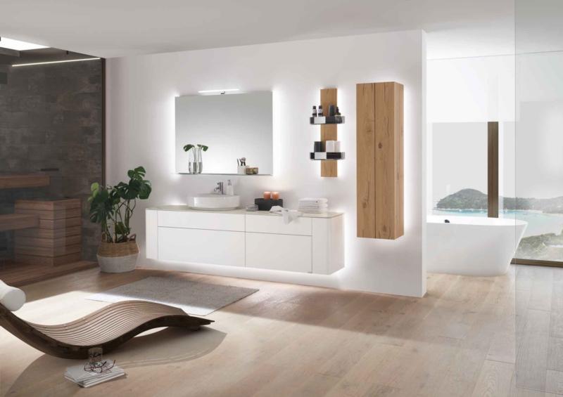Create a spa at home