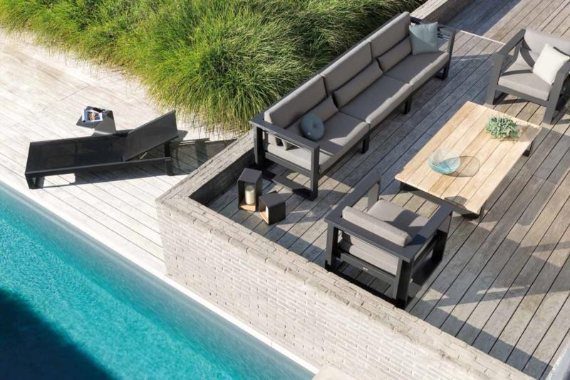 Set up a Zen terrace