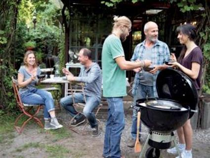 Friendly barbecue