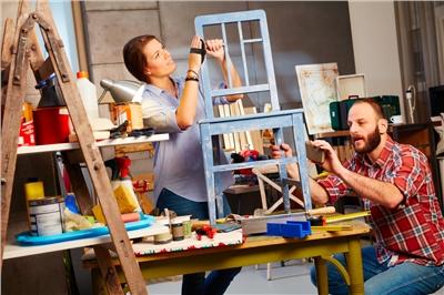 Aménager un atelier bricolage chez soi