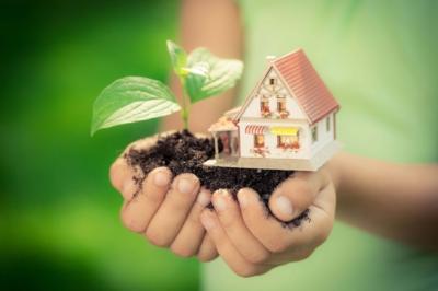 Build an ecological house