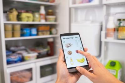 Le frigo intelligent