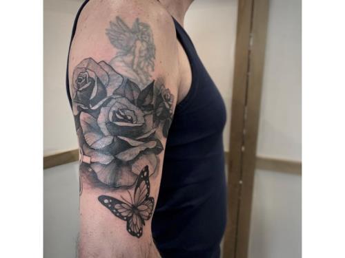 Recouvrement de tatouage